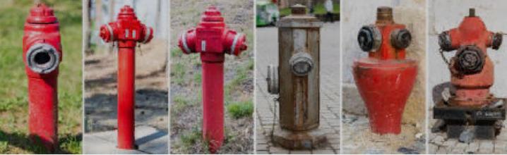 Использование пожарного гидранта