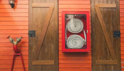 Системы пожарной защиты