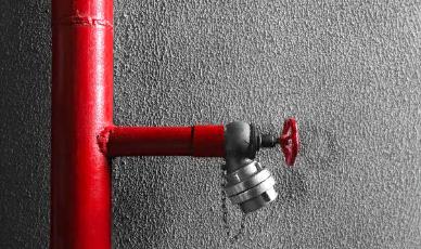 Правила установки пожарного гидранта
