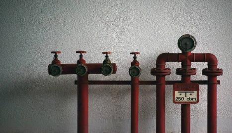 Особенности размещения пожарного крана