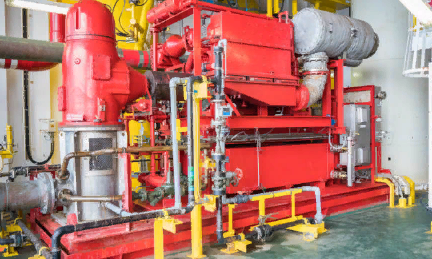 Набор оборудования для пожарной станции