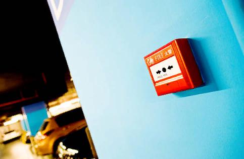 Строение пожарной сигнализации