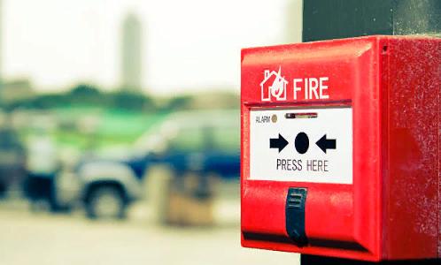 Принцип работы пожарной сигнализации