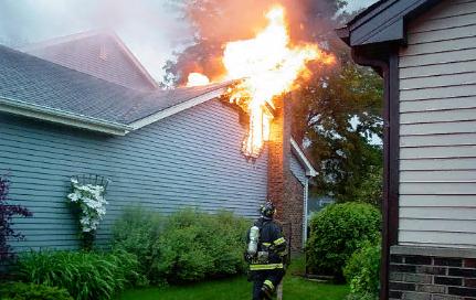 Что такое пожар