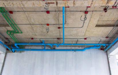 Предназначение пожарного водопровода