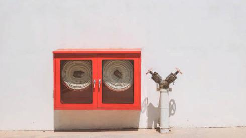 Как обозначают пожарный гидрант