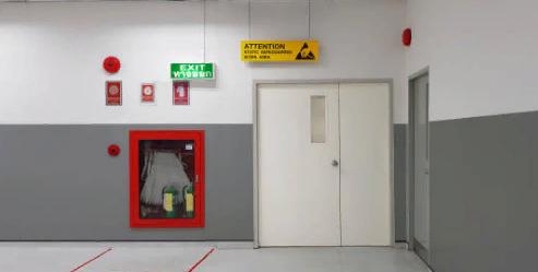 Что указывают на знаке пожарный гидрант