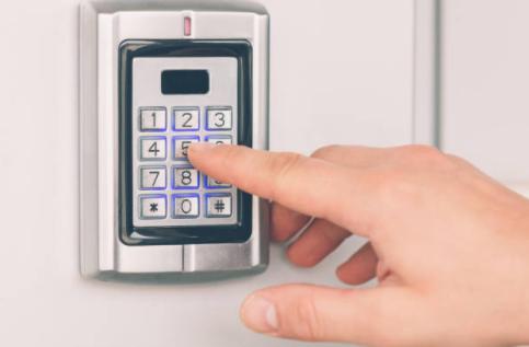открытие домофона техком без ключа