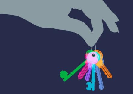 программируем ключ от домофона