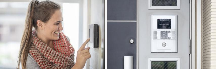 домофон - как открыть без ключа